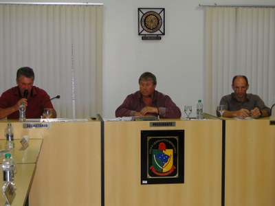 Sessão Ordinária do dia 19 de Novembro de 2018