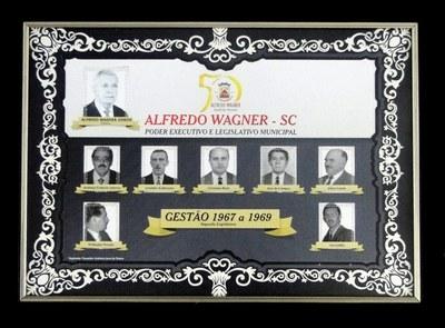 Vereadores - 1967 a 1969