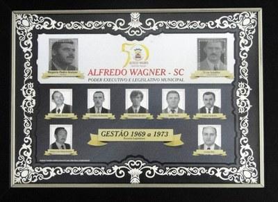 Vereadores - 1969 a 1973