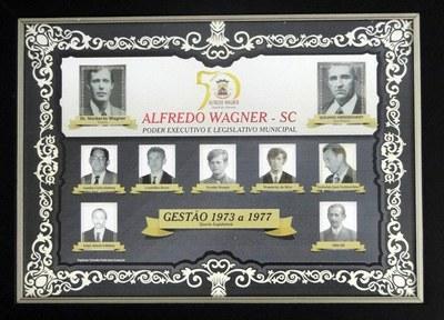 Vereadores - 1973 a 1977