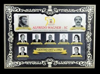 Vereadores - 1977 a 1982