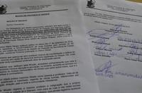 Câmara de Vereadores de Alfredo Wagner aprova Moção de Protesto contra afastamento de professor da Rede Estadual