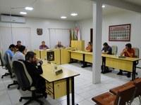 Câmara de Vereadores recebe, estuda e aprova dois Projetos de Lei enviados pelo Executivo