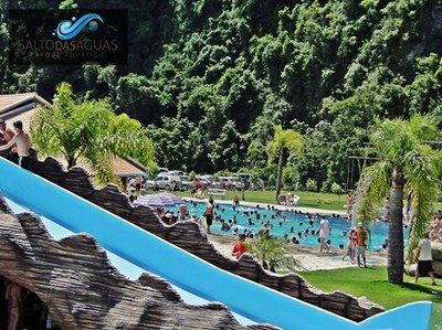 Parque Aquático Salto das Águas