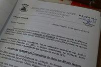 PREFEITURA PRESTA ESCLARECIMENTOS SOBRE USO DE PRÉDIO MUNICIPAL