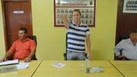 Suplente assume vaga no Legislativo de Alfredo Wagner
