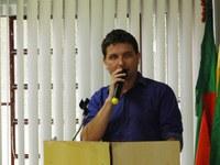 Vereador Reginaldo Silveira agradece reparos em estradas municipais
